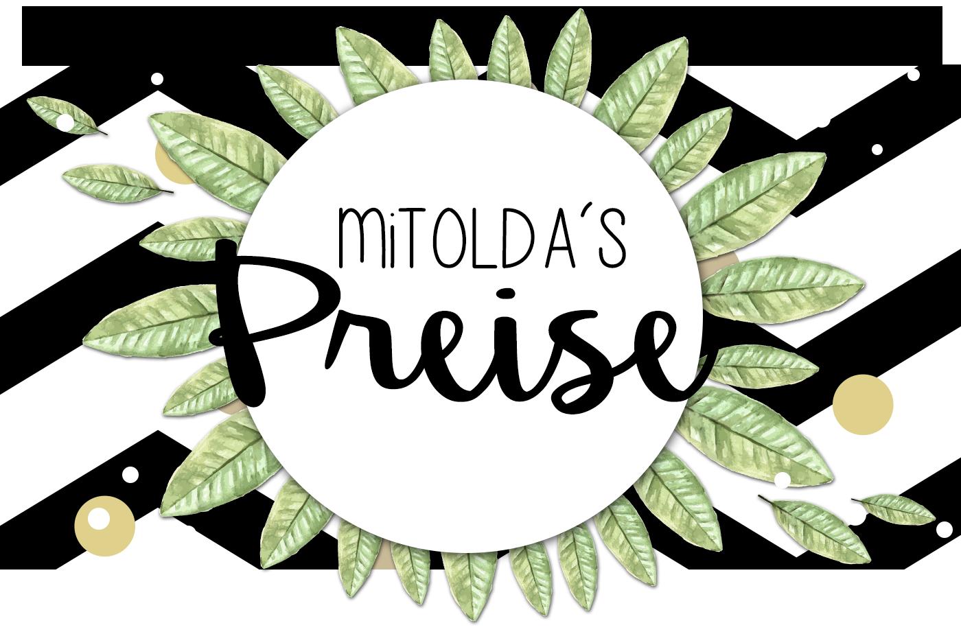 Mitolda's Preise